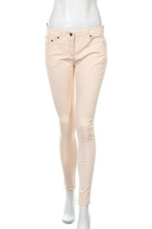 Дамски панталон H&M, Размер M, Цвят Розов, 97% памук, 3% еластан, Цена 10,92лв.