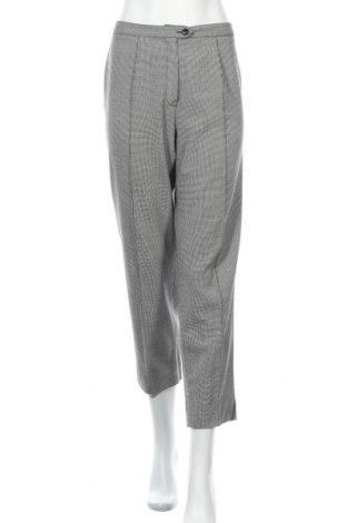 Дамски панталон Hauber, Размер M, Цвят Черен, 60% вълна, 37% полиестер, 3% еластан, Цена 30,24лв.