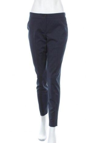 Дамски панталон Jake*s, Размер S, Цвят Син, 59% полиестер, 33% вискоза, 8% еластан, Цена 22,80лв.