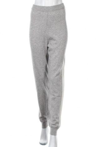Γυναικείο παντελόνι Just Cashmere, Μέγεθος S, Χρώμα Γκρί, Κασμίρι, Τιμή 31,89€