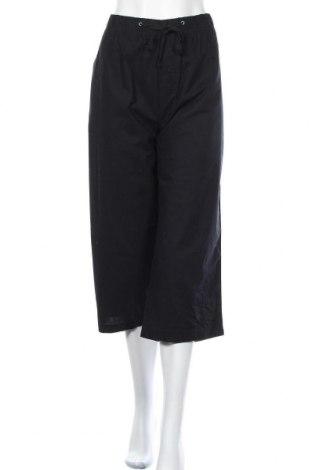 Дамски панталон Kingfield, Размер XXL, Цвят Черен, Памук, Цена 21,74лв.