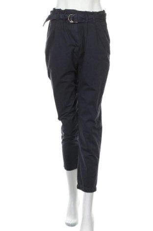 Дамски панталон Lefties, Размер S, Цвят Син, Памук, Цена 24,84лв.