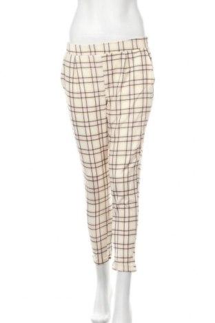 Дамски панталон Lefties, Размер S, Цвят Многоцветен, 97% полиестер, 3% еластан, Цена 18,26лв.