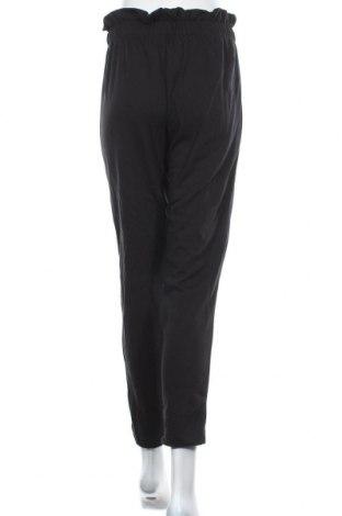 Дамски панталон Lefties, Размер S, Цвят Черен, 57% полиестер, 43% памук, Цена 49,50лв.