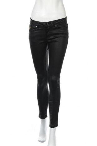 Дамски панталон Lois, Размер S, Цвят Черен, 65% памук, 33% полиестер, 2% еластан, Цена 26,44лв.