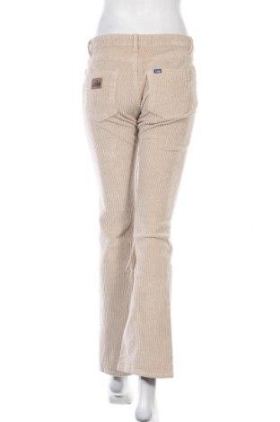 Дамски панталон Lois, Размер M, Цвят Бежов, 98% памук, 2% еластан, Цена 34,40лв.