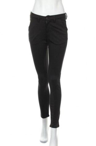 Дамски панталон Lois, Размер M, Цвят Черен, 66% полиестер, 30% вискоза, 4% еластан, Цена 28,55лв.