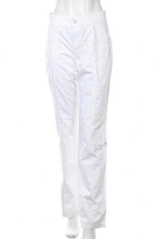Дамски панталон Mac, Размер M, Цвят Бял, Памук, Цена 4,35лв.