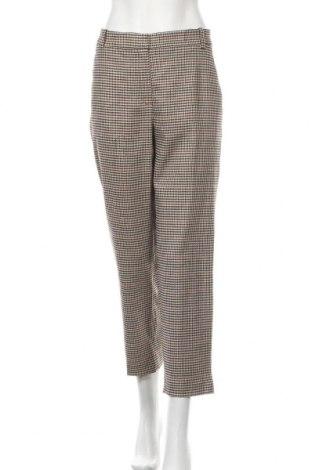 Γυναικείο παντελόνι Massimo Dutti, Μέγεθος L, Χρώμα Πολύχρωμο, 67% βισκόζη, 32% μαλλί, 1% ελαστάνη, Τιμή 28,10€