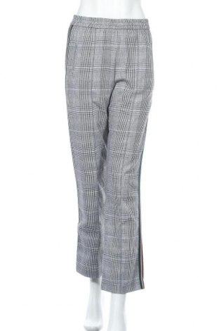 Дамски панталон Miss Selfridge, Размер S, Цвят Сив, 71% полиестер, 25% памук, 4% вискоза, Цена 15,74лв.