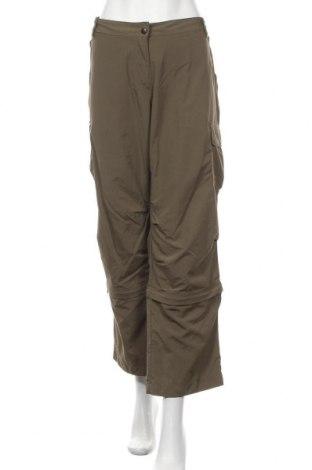 Дамски панталон Moorhead, Размер XXL, Цвят Зелен, Полиамид, Цена 7,09лв.