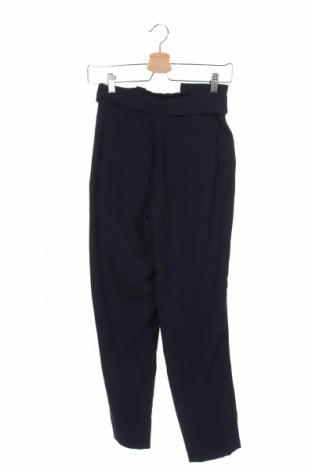 Дамски панталон ONLY, Размер XS, Цвят Син, 97% полиестер, 3% еластан, Цена 16,22лв.