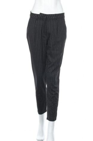 Дамски панталон ONLY, Размер S, Цвят Черен, 64% полиестер, 34% вискоза, 2% еластан, Цена 17,04лв.