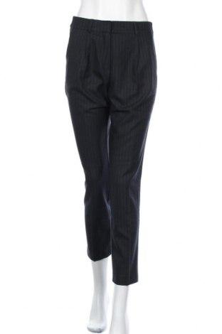 Дамски панталон One More Story, Размер S, Цвят Черен, 65% полиестер, 32% вискоза, 3% еластан, Цена 25,25лв.