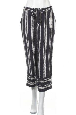 Дамски панталон Part Two, Размер S, Цвят Син, Вискоза, Цена 20,68лв.