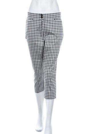 Дамски панталон Patrizia Dini, Размер M, Цвят Черен, 97% памук, 3% еластан, Цена 21,00лв.