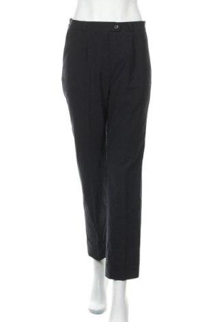 Дамски панталон Raphaela By Brax, Размер M, Цвят Син, 53% полиестер, 43% вълна, 4% еластан, Цена 24,50лв.