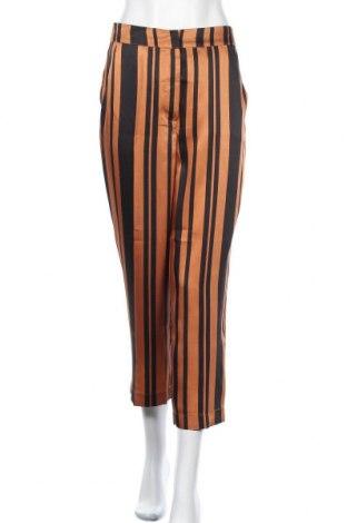 Дамски панталон Soaked In Luxury, Размер M, Цвят Кафяв, Полиестер, Цена 42,57лв.