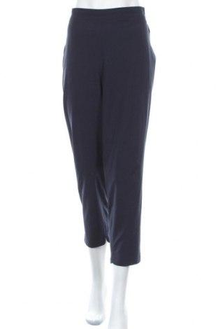 Дамски панталон Someday., Размер L, Цвят Син, 92% полиестер, 8% еластан, Цена 13,23лв.
