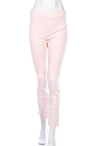 Дамски панталон Stehmann, Размер S, Цвят Розов, 72% вискоза, 25% полиамид, 3% еластан, Цена 22,05лв.