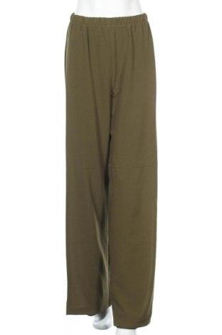 Дамски панталон Suite Blanco, Размер S, Цвят Зелен, 100% полиестер, Цена 25,97лв.
