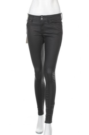 Γυναικείο παντελόνι Tom Tailor, Μέγεθος S, Χρώμα Μαύρο, 76% βισκόζη, 21% πολυεστέρας, 3% ελαστάνη, Τιμή 15,47€
