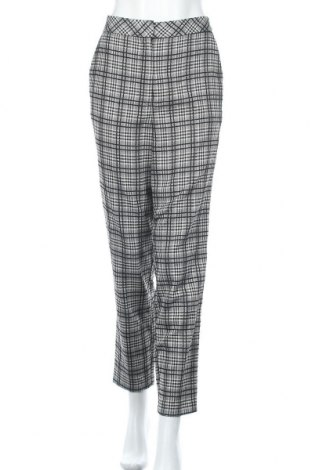 Дамски панталон Topshop, Размер M, Цвят Сив, 70% полиестер, 29% вискоза, 1% еластан, Цена 23,16лв.
