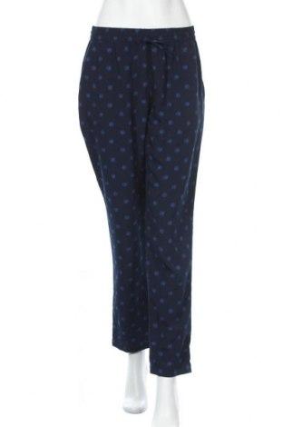 Дамски панталон Via Cortesa, Размер M, Цвят Син, Полиестер, Цена 13,70лв.