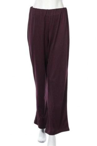 Дамски панталон Women's Selection, Размер M, Цвят Лилав, Полиестер, Цена 20,58лв.