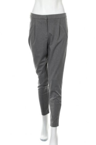 Дамски панталон Y.A.S, Размер S, Цвят Сив, 62% полиестер, 33% вискоза, 5% еластан, Цена 24,00лв.