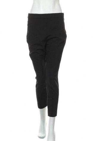 Γυναικείο παντελόνι Zara, Μέγεθος M, Χρώμα Μαύρο, 65% πολυαμίδη, 24% πολυεστέρας, 11% ελαστάνη, Τιμή 16,01€