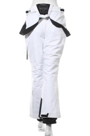 Дамски панталон за зимни спортове Killtec, Размер M, Цвят Бял, 92% полиестер, 8% еластан, Цена 64,22лв.