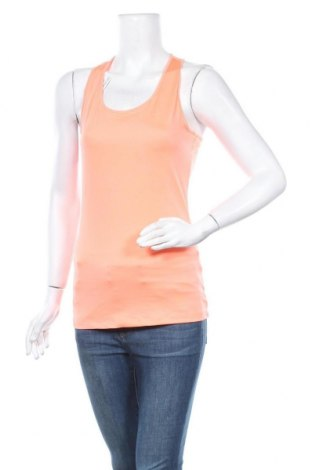 Дамски потник Active By Tchibo, Размер S, Цвят Оранжев, 92% полиестер, 8% еластан, Цена 4,46лв.