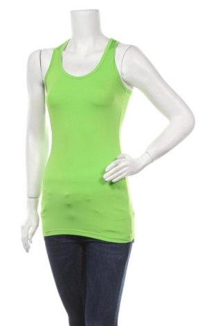 Дамски потник Alex Athletics, Размер XS, Цвят Зелен, 93% полиестер, 7% еластан, Цена 4,46лв.