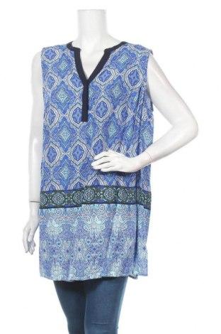 Γυναικείο αμάνικο μπλουζάκι Autograph, Μέγεθος XXL, Χρώμα Πολύχρωμο, Βισκόζη, Τιμή 10,52€