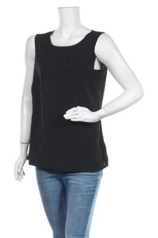 Γυναικείο αμάνικο μπλουζάκι Charles Vogele, Μέγεθος L, Χρώμα Μαύρο, 100% πολυεστέρας, Τιμή 3,90€