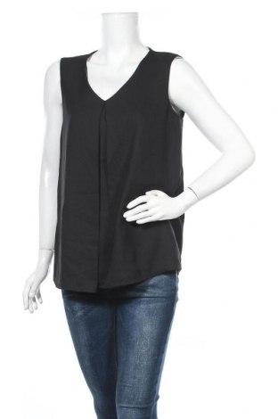 Γυναικείο αμάνικο μπλουζάκι Charles Vogele, Μέγεθος M, Χρώμα Μαύρο, Πολυεστέρας, Τιμή 8,18€