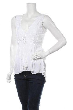 Γυναικείο αμάνικο μπλουζάκι Charles Vogele, Μέγεθος M, Χρώμα Λευκό, Τιμή 9,87€
