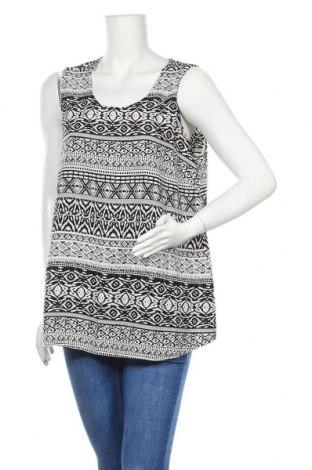 Γυναικείο αμάνικο μπλουζάκι Charles Vogele, Μέγεθος L, Χρώμα Μαύρο, Βισκόζη, Τιμή 4,68€
