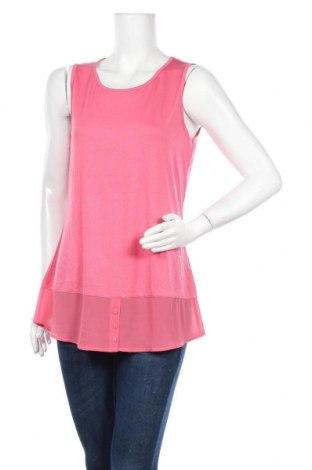 Γυναικείο αμάνικο μπλουζάκι Charles Vogele, Μέγεθος M, Χρώμα Ρόζ , Τιμή 4,38€