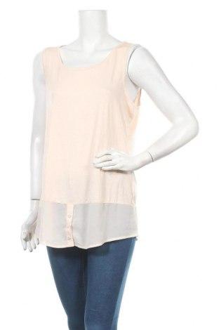 Γυναικείο αμάνικο μπλουζάκι Charles Vogele, Μέγεθος M, Χρώμα Ρόζ , 95% βισκόζη, 5% ελαστάνη, Τιμή 4,55€