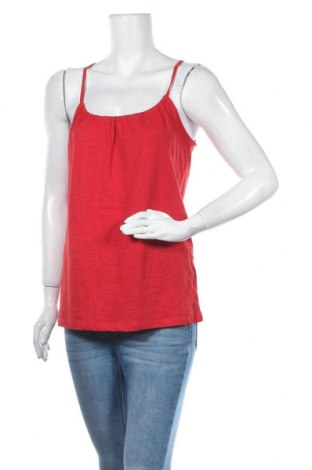 Γυναικείο αμάνικο μπλουζάκι Chicoree, Μέγεθος S, Χρώμα Κόκκινο, Βαμβάκι, Τιμή 7,79€