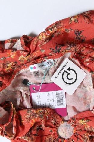 Дамски потник Even&Odd, Размер S, Цвят Кафяв, Вискоза, Цена 2,00лв.