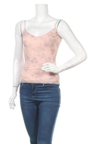 Γυναικείο αμάνικο μπλουζάκι Mexx, Μέγεθος S, Χρώμα Ρόζ , Πολυαμίδη, Τιμή 8,77€