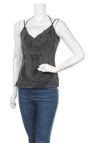Γυναικείο αμάνικο μπλουζάκι Mexx, Μέγεθος L, Χρώμα Γκρί, Πολυαμίδη, Τιμή 9,38€