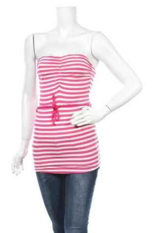 Γυναικείο αμάνικο μπλουζάκι Vert De Rage, Μέγεθος S, Χρώμα Ρόζ , 95% βισκόζη, 5% ελαστάνη, Τιμή 7,79€