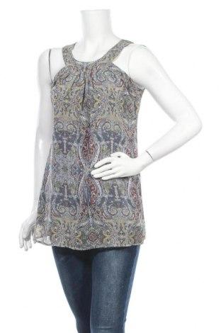 Γυναικείο αμάνικο μπλουζάκι Vert De Rage, Μέγεθος S, Χρώμα Πολύχρωμο, Πολυεστέρας, Τιμή 9,38€