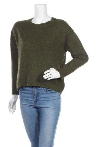 Pulover de femei H&M, Mărime S, Culoare Verde, Preț 30,53 Lei