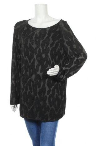 Дамски пуловер Monari, Размер XL, Цвят Черен, Вискоза, Цена 37,00лв.