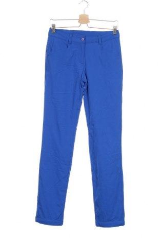 Γυναικείο αθλητικό παντελόνι Chervo, Μέγεθος S, Χρώμα Μπλέ, Πολυαμίδη, Τιμή 34,10€